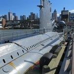USS Growler.