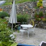 il giardinetto privato