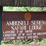 Serena Safari Lodge