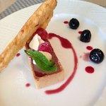 dessert menu 21 et 29€