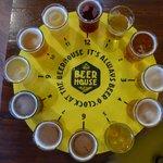 The Beer O'Clock Sampler