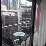 Room 228 balcony