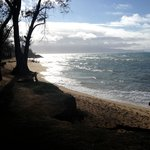 Paia Bay 2 minute walk