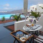Anastasis Balcony View