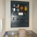 booze in room