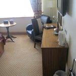 un bureau spacieux et fonctionnel
