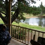 View of Duck Pond from the Gazebo