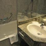 NIce updated bathrooms