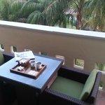 balcony <3