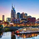 General Jackson cruise to downtown Nashville