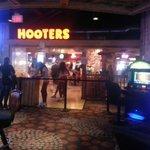 Famous Hooters Retaurant