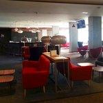 Hôtel Pullman Paris Charles de Gaulle nouveau bar lounge