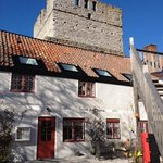 St. Clemens hotell - Visby - April 2014