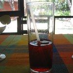 My jacaima juice (sp?) YUM!