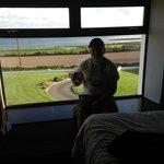 Castle Farm Bedroom View