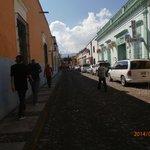 Tequila: centro histórico.