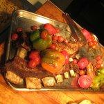 Main buffet dish