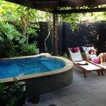 Resort Villa Room garden