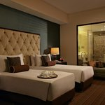 Twin-bedded One-Bedroom Deluxe