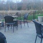 Lakehouse Restaurant patio