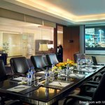 Board meeting room