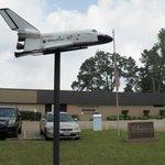 Patricia Huffman Smith NASA Museum
