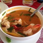 Tom Yum: fire hot and amazing