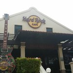 other side is hard rock cafe