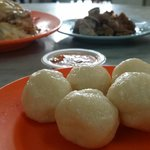 tasty rice balls