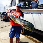 The fishing is awesome check out Alfreds fishing charters