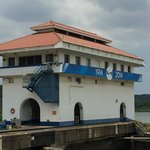 The Panama Canal celebrates 100 years! 1914-2014.