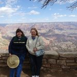 Friends at the Grand Canyon