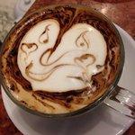 Cappuccino :-)