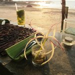 Klong Dao beach and a mojito