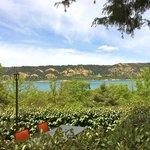 Terrasses sur le lac de Sainte-Croix