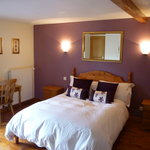 The Grenier double bedroom