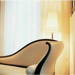 Belgravia Suite lounge