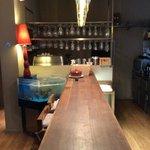 La bar et vivier