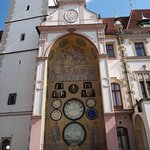 Olomouc Astronomical Clock