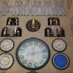 Olomouc detail Astronomical clock