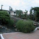 """Hotel Fiesta percorso verso i """"Bungalow"""""""