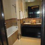 salle de bain sans douche