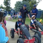 Swan Hill Big 4 go kart races