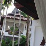 Personal veranda