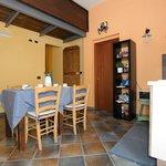 Sala colazioni /cucina