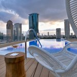 Roof Top Pool & Bar