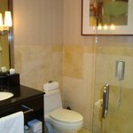 Banheiro impecável