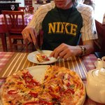 Пицца Особая-2