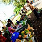 Street Market, Levuka Town