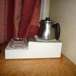 Чайник в номере